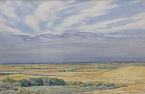 Untitled Prairie Scene