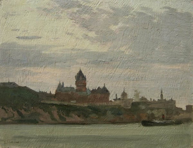Quebec From Levis Image 1