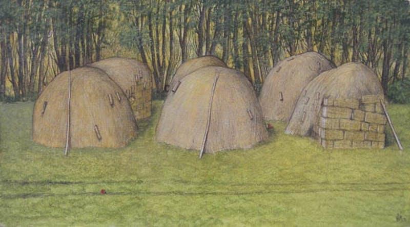 Haystacks Image 1