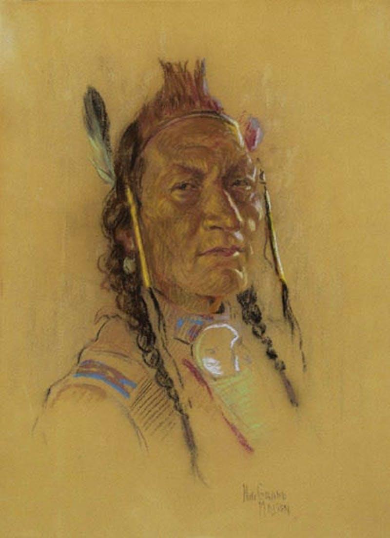 Untitled Portrait 1930 Image 1