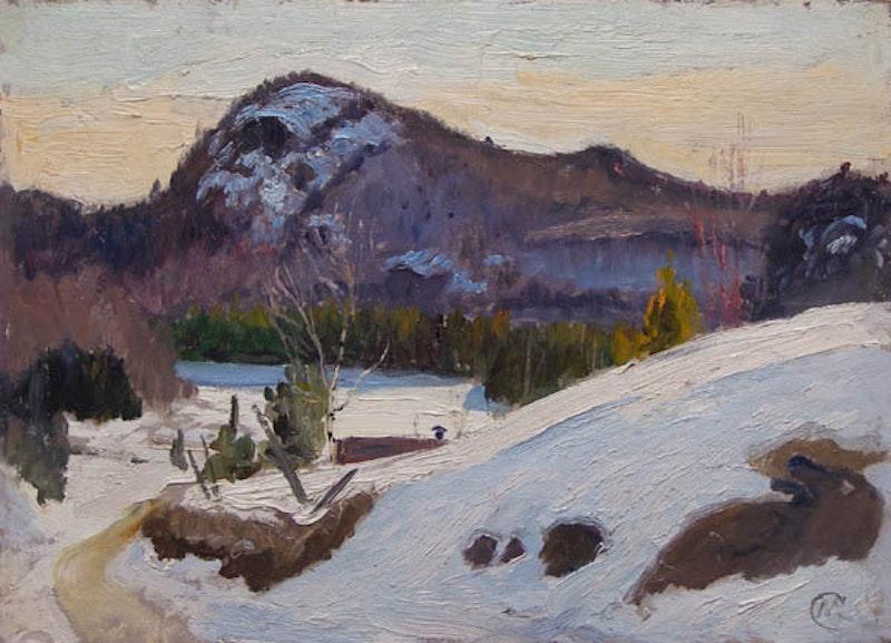 Near Lilly Lake