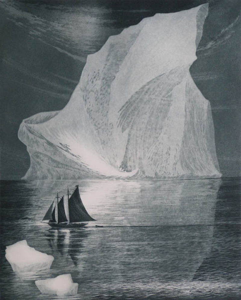 The Flora S. Nickerson Down on the Labrador A/P Image 1