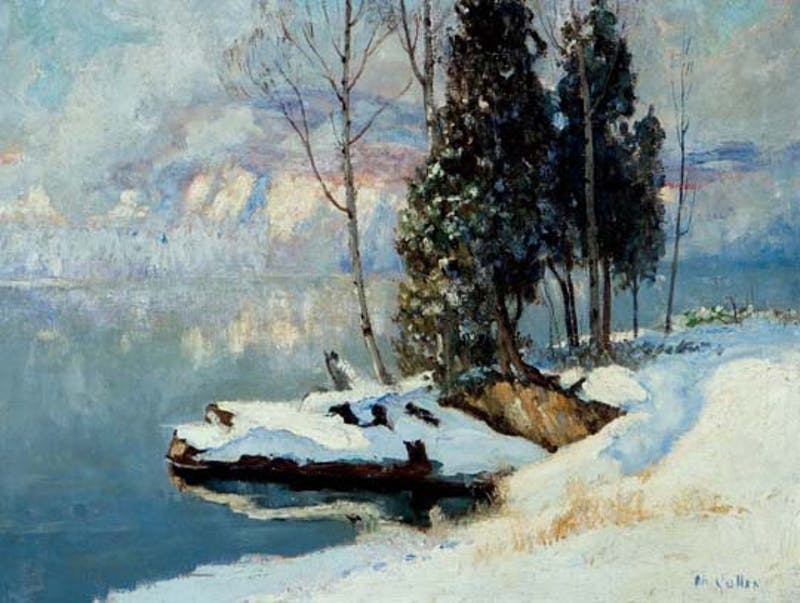Comandants Point - Lac Tremblant Image 1