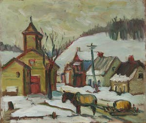 Quebec Village