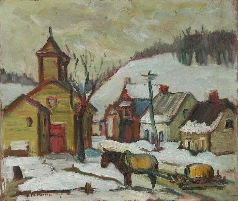 Quebec Village Image 1