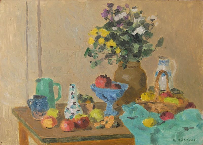 Flowers and Fruit Image 1