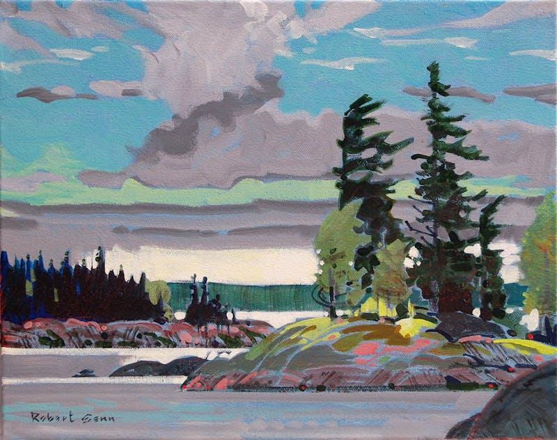 Passage, Eaglenest Lake Image 1