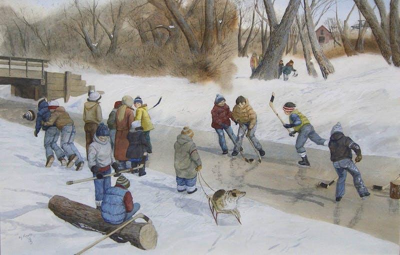 Winter Fun Image 1