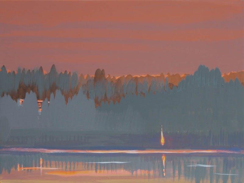 Deep Bay - Reflection