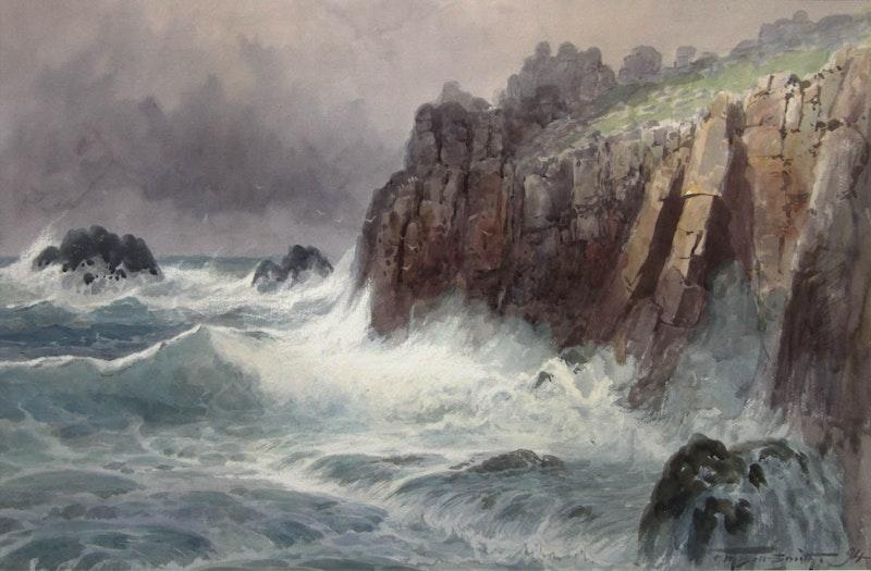 Cornwall Coast Image 1