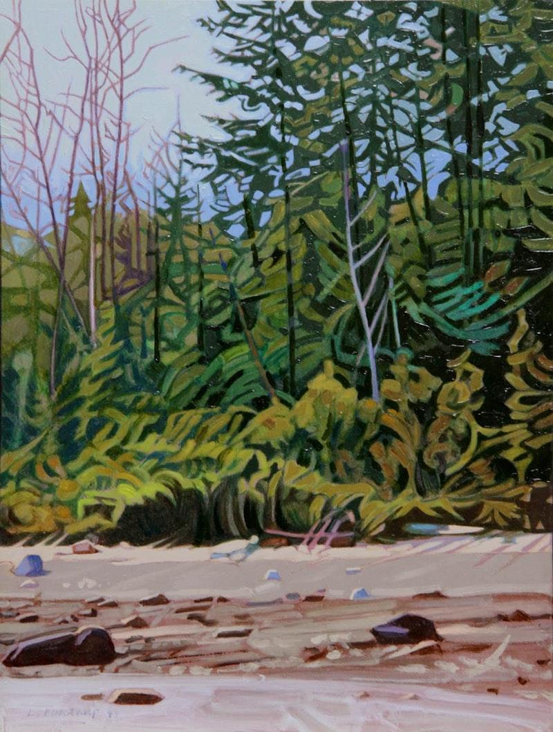 Traverse Bay Shoreline Image 1