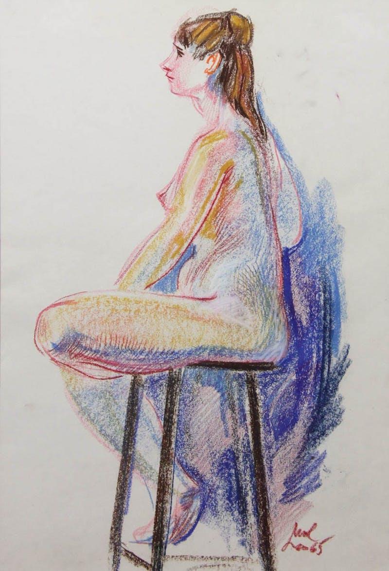 Female Nude Image 1