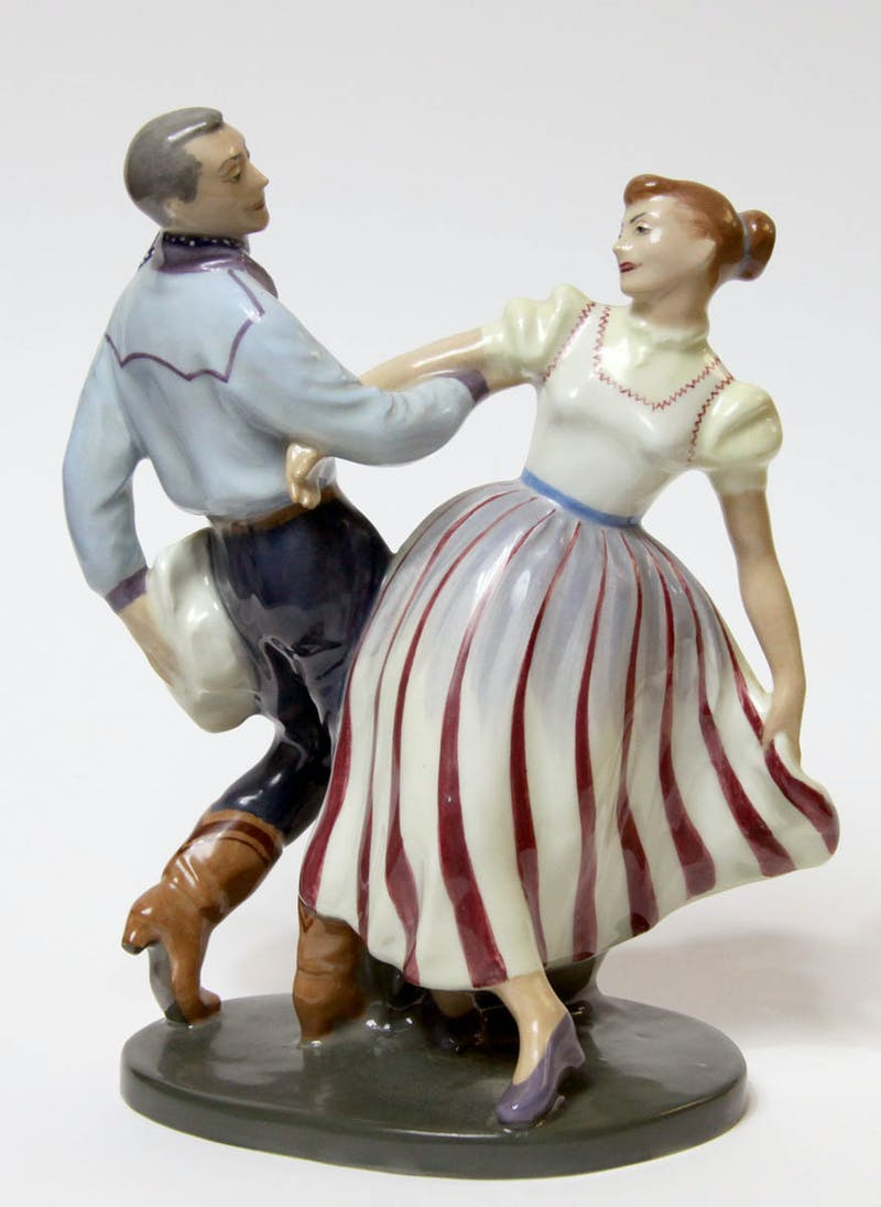 Square Dancers Image 1