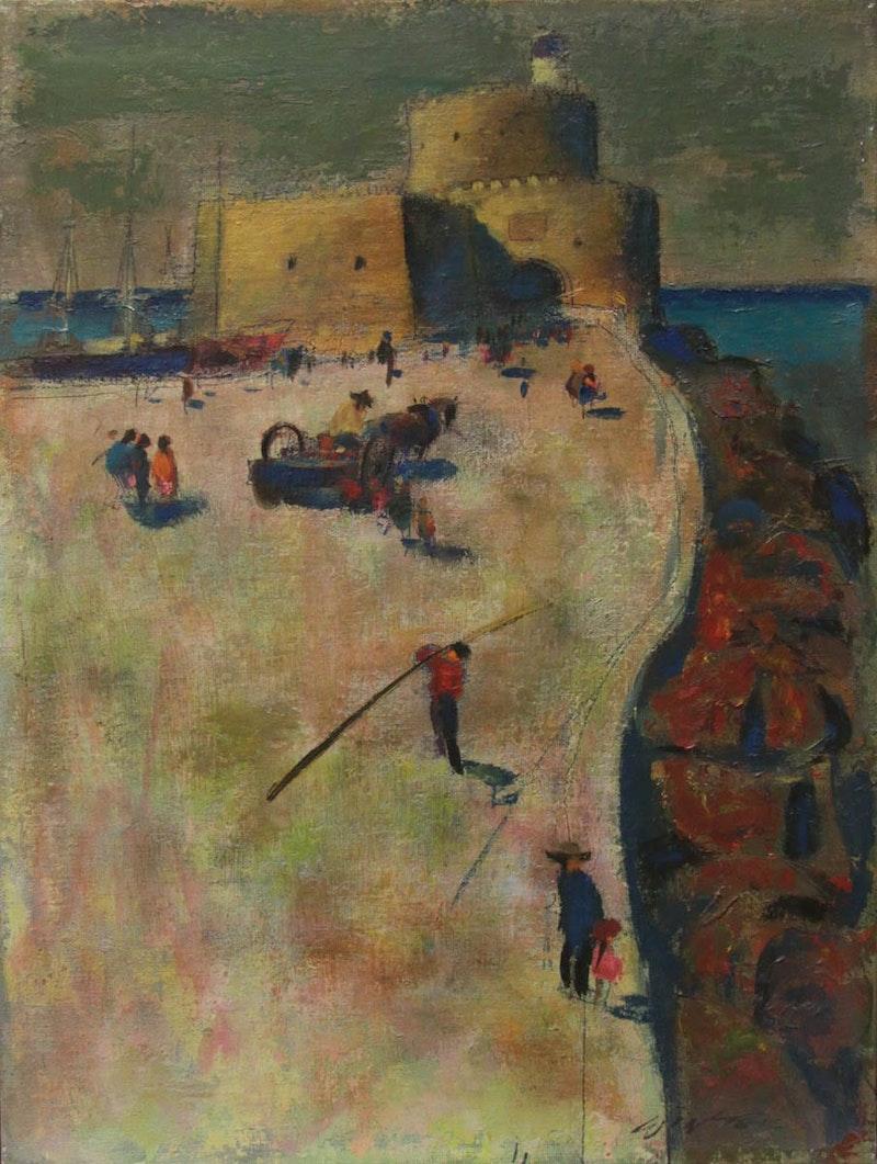 Harbour Fort Crete