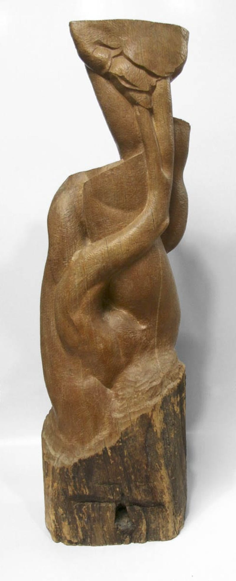 Untitled Wood Carving Image 1