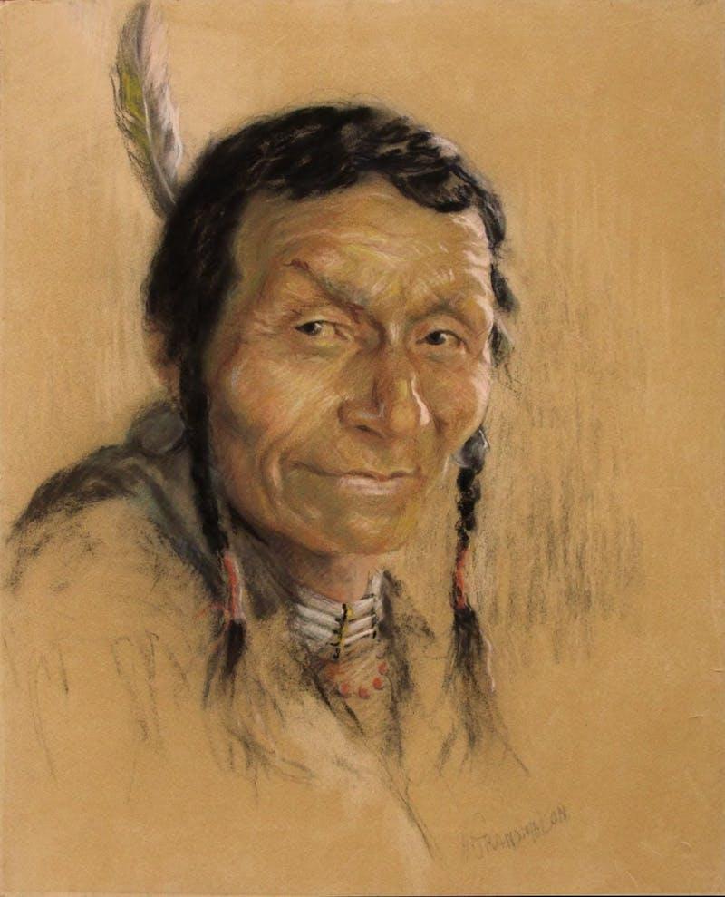 'Untitled Portrait'