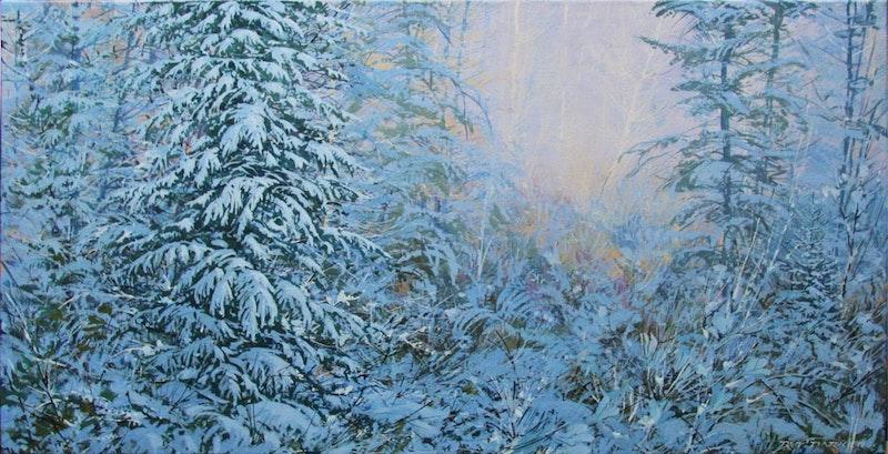 Winter's Mystique Image 1