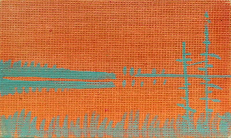 Deep Bay (Orange) Image 1