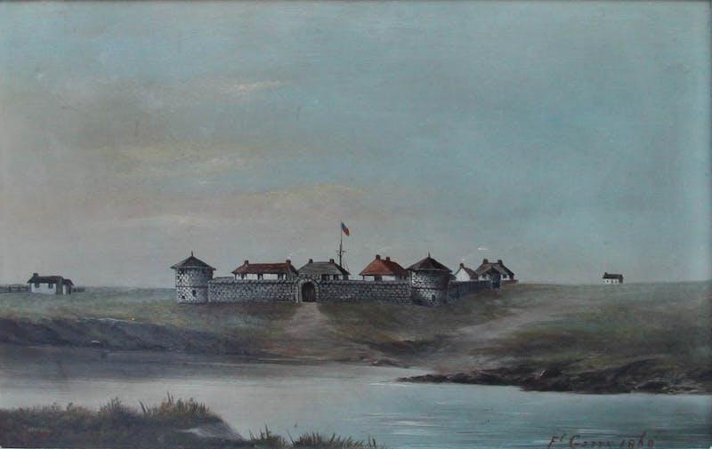 Fort Garry 1869 Image 1