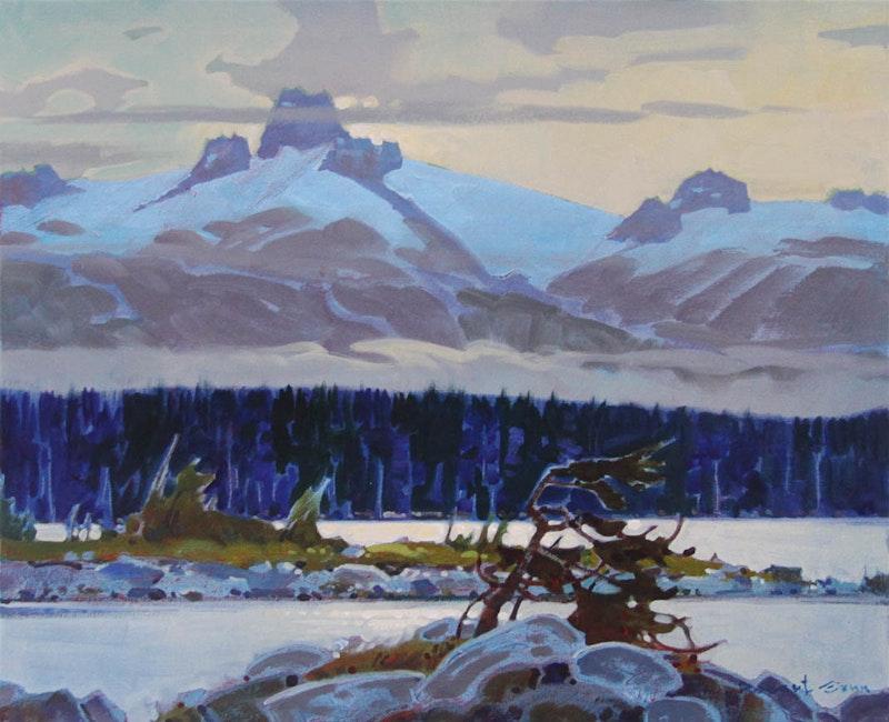 Silver Lake Morning Image 1