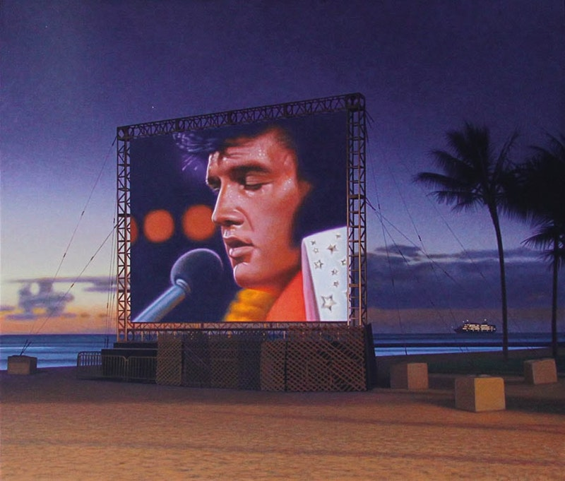 Blue Hawaii Image 1
