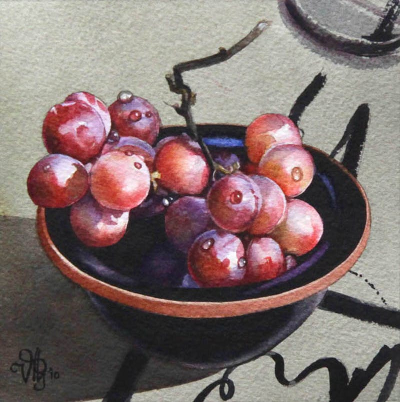 Red Seedless Study