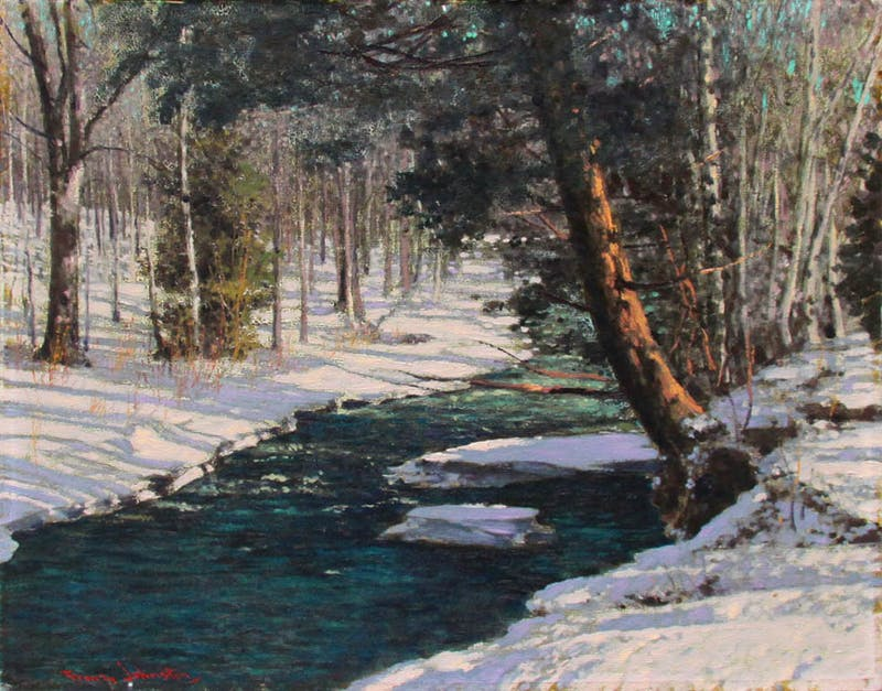 Woodland Stream Image 2