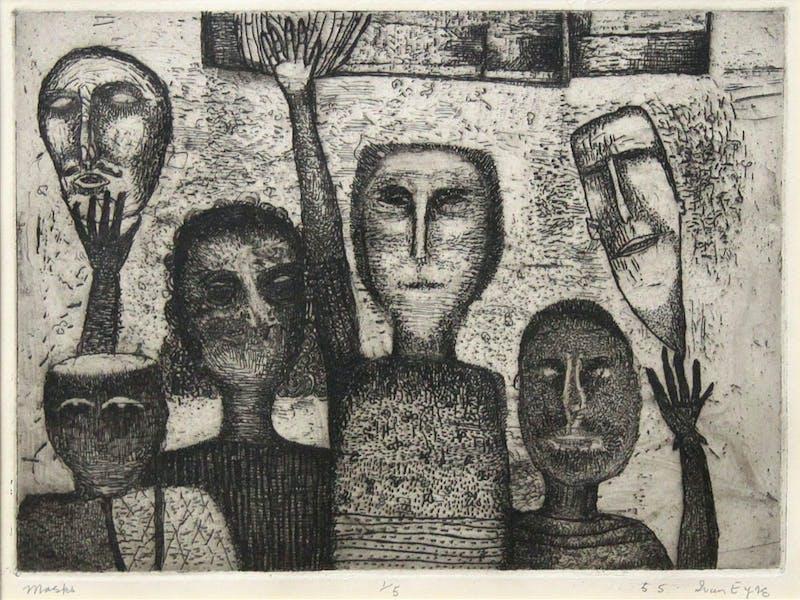 Masks 1/5 Image 1