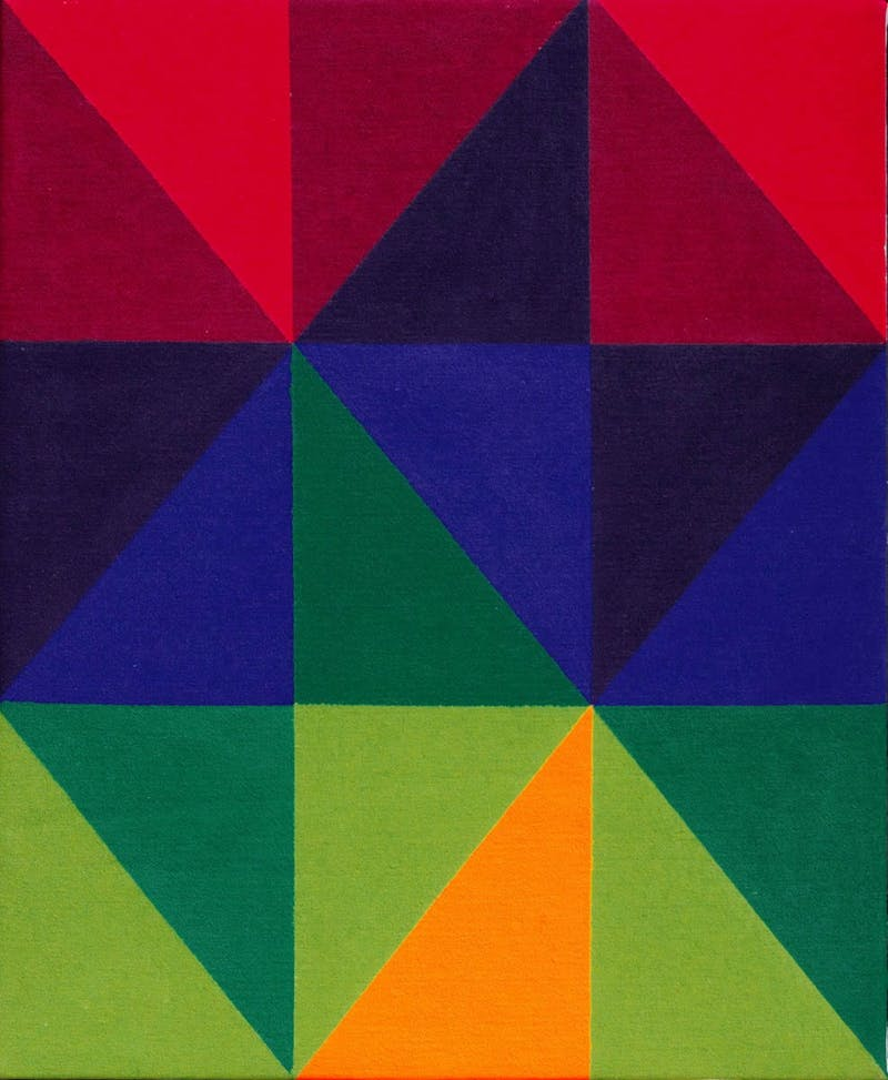 Untitled Geometric Image 1