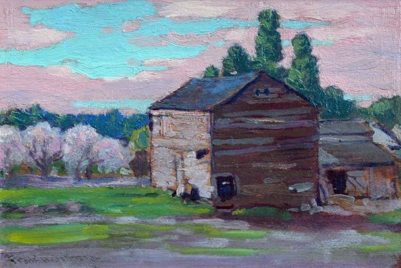 The Old Barn Image 1