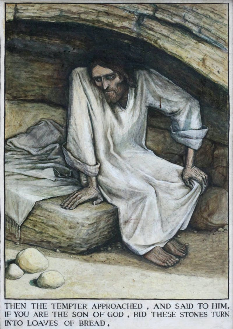 Untitled (Christ in Tomb) Image 1