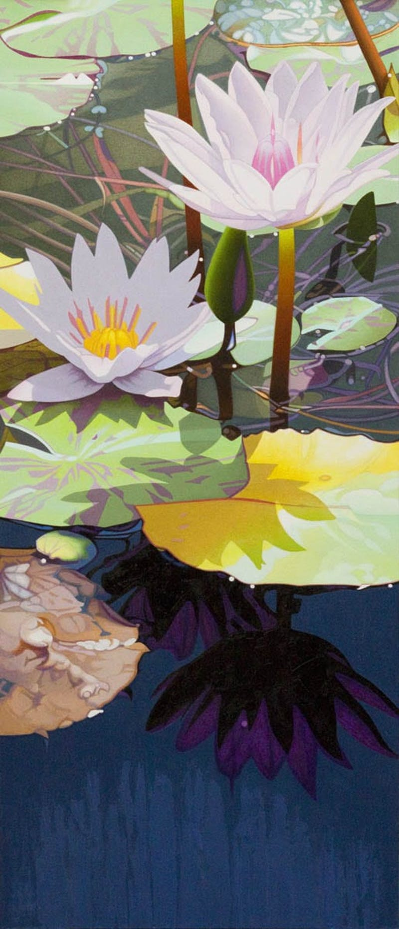 Lily Panel no.3 Image 1