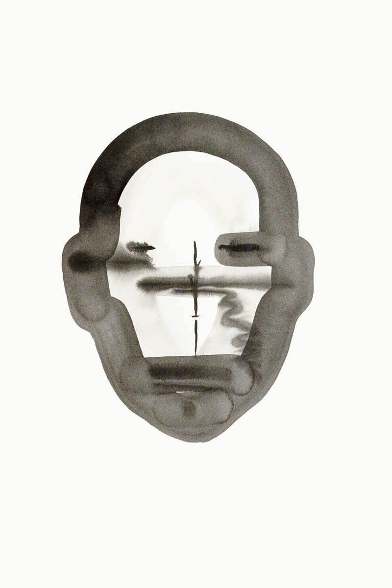Untitled-Landscape Head no5 Image 1