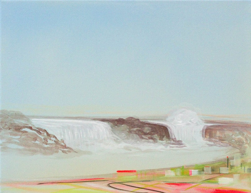 Niagara Falls (Note for View Master)