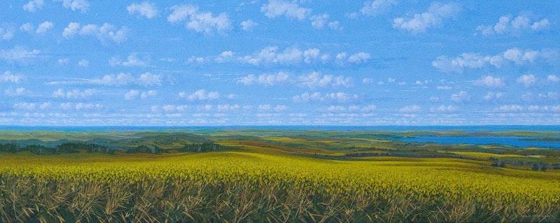 Under a Prairie Sky Image 1
