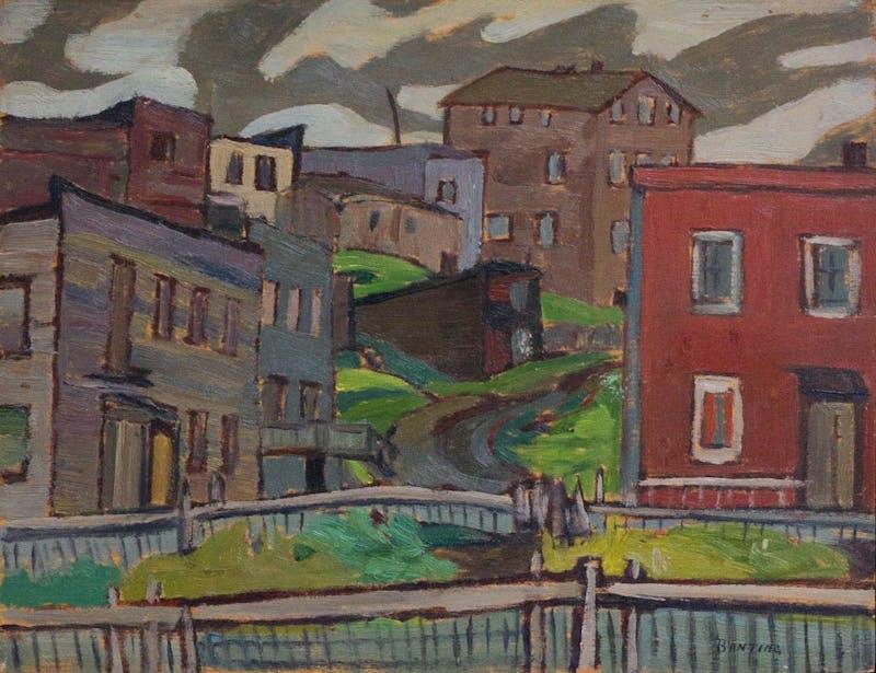 Mining Town, Northern Ontario, Cobalt Image 1