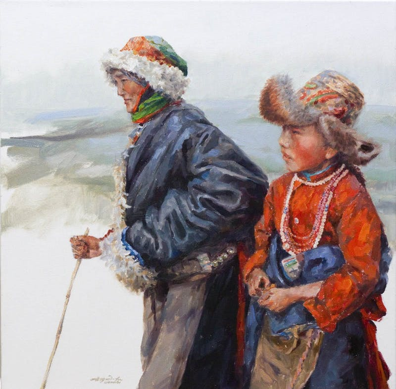 Grandmother's Way