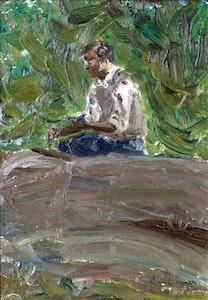 Sketch of Tom Thomson