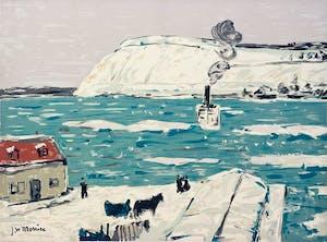 The Ferry, Quebec