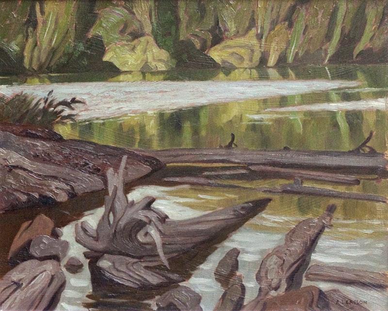 Bay on Baptiste Lake, Bancroft