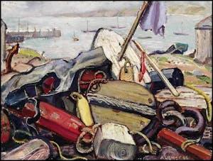 Maritime Still Life, Cape Breton