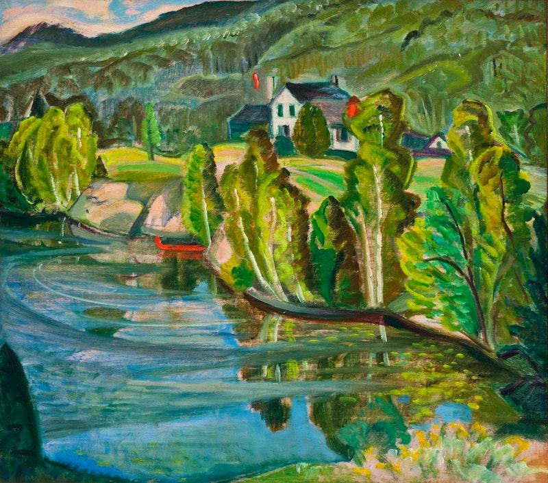 Lake Wonish Image 1