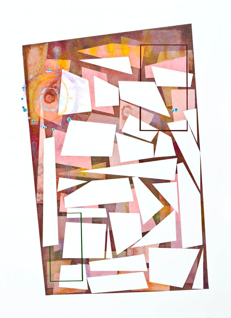 Geometric Abstraction, January Image 1
