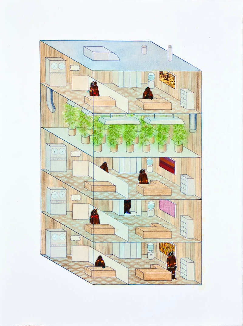 Office Block Image 1