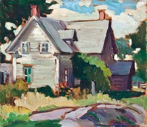 Towhey's House, Marshall's Bay