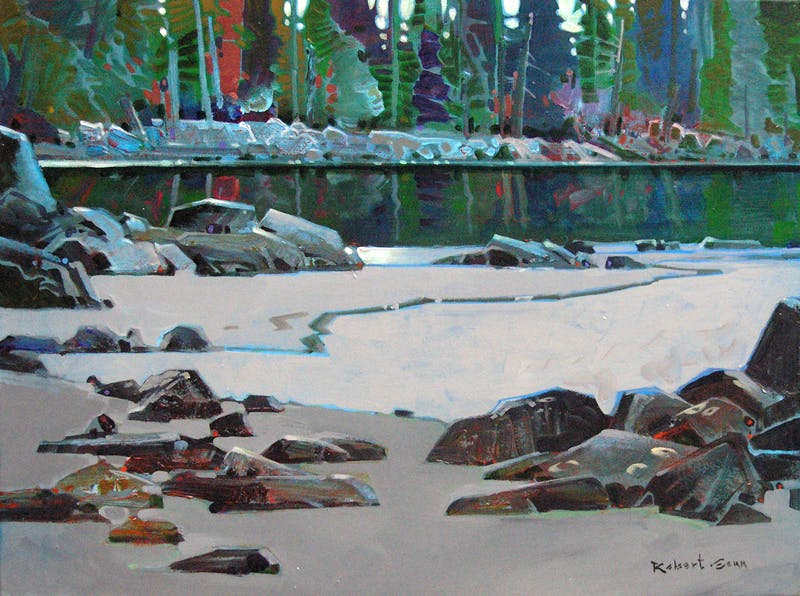 Schooner Cove, Rivers Inlet, BC Image 1