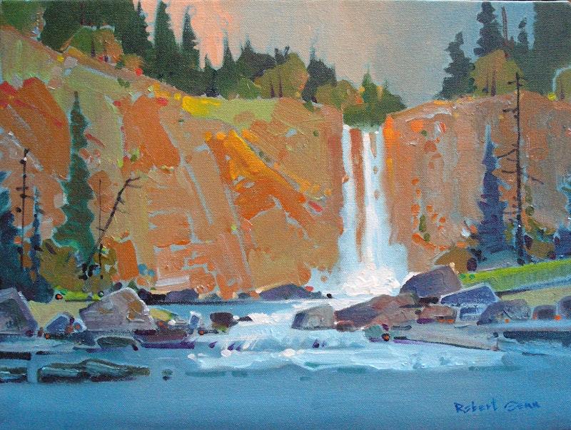 Chilcotin Falls Image 1