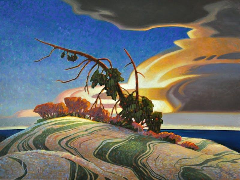 Gneiss, Pine and Cedar Image 1