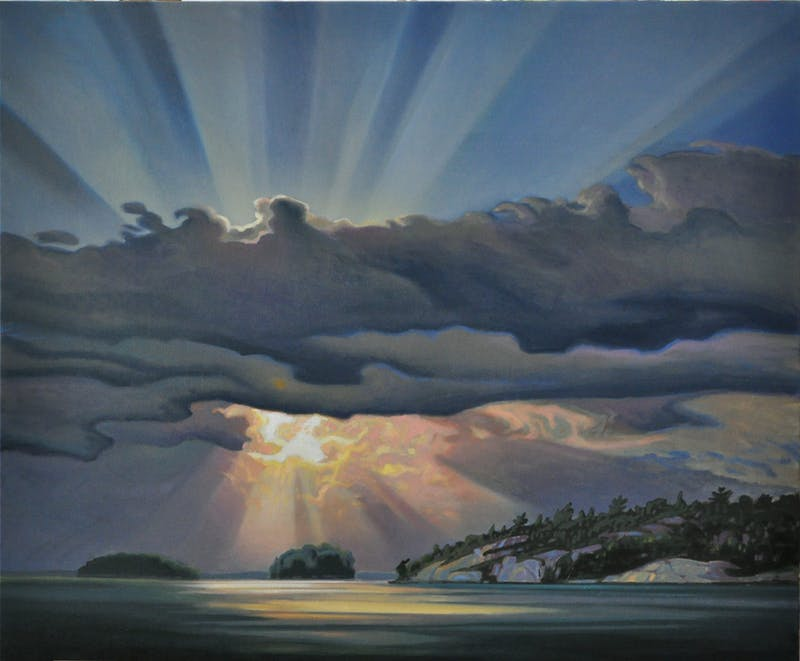 Evening Atmospherics Image 1
