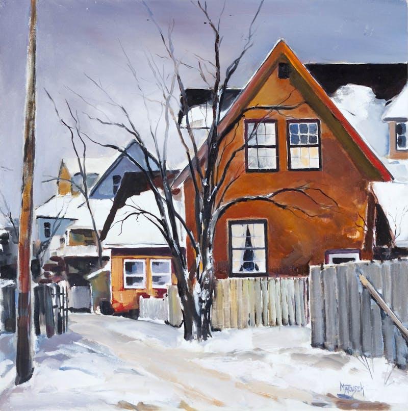 Orange House, Winnipeg